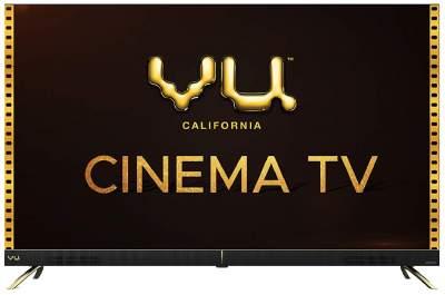 Vu 4K Ultra HD Smart LED TV 55CA