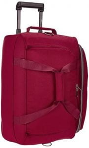 Skybags Cardiff Polyester Red Travel Duffle (DFTCAR52RED)