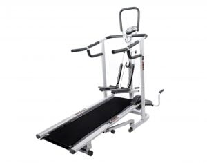 Lifeline-4-in-1-deluxe-manual-treadmill-with-twister-Stepper-3-Level-inclination.