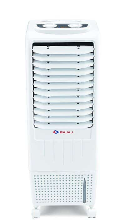 Bajaj TMH12 12-litres Tower Air Cooler (White) - for Small Room