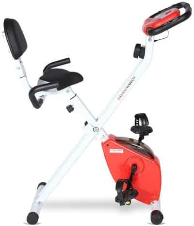 FITNESS WORLD - Eazy Bike for Home and Gym