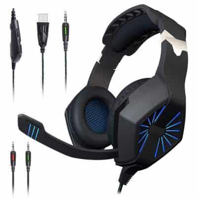 Maono AU-A1 Gaming Headphones with mic