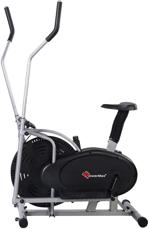 PowerMax Fitness EH-200 Steel EH-200 Orbitrek Exercise Cycle