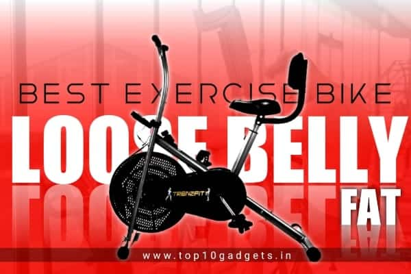 The 5 Best Exercise Bike To Lose Belly Fat In India