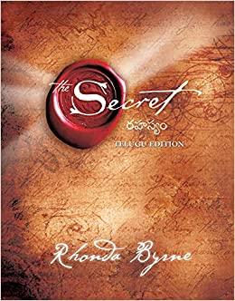 The Secret in Telugu book