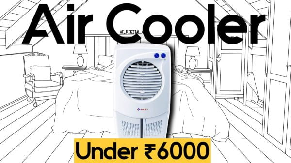 best air cooler under 6000
