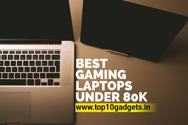 best gaming laptop under 80000 with i7 processor