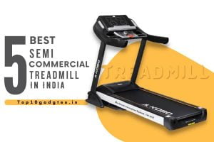 Best Semi Commercial Treadmill In India