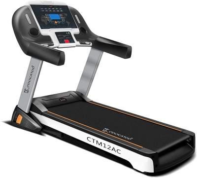 Cockatoo CTM12 AC Motorized Treadmill treadmill maximum user weight 150kg
