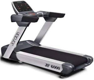 Jordan Fitness JF-6000 (10 Hp AC Motor) Commercial Treadmill (5 Year Motor Warranty)