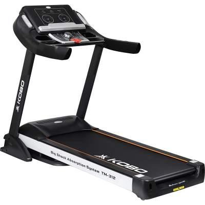 Kobo TM-312 Semi Commercial Auto Incline Motorized Treadmill