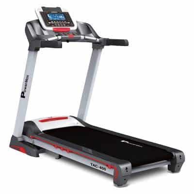 PowerMax Fitness TAC-400 Motorized Treadmill
